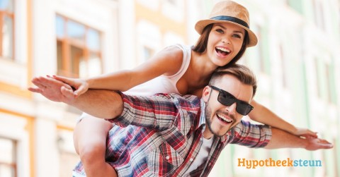 Starters zijn blij met hun hypotheek